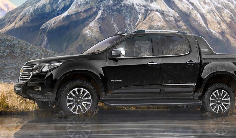 Chevrolet COLORADO LTZ MT 2.8TD 4WD L lleno